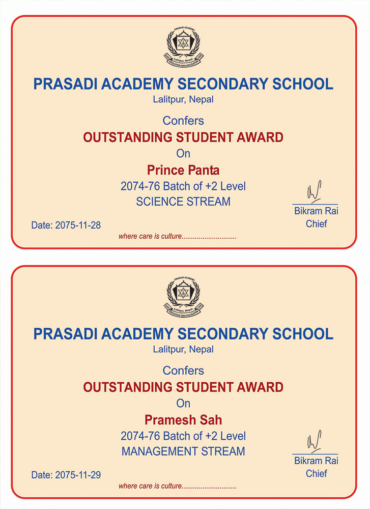 Prasadi Academy